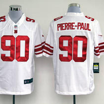 Jason Pierre-Paul Nike New York Giants Nfl Jersey Photo