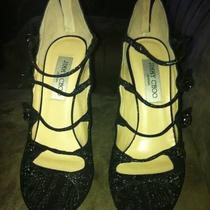 Jimmy Choo Heels Size 38 Photo