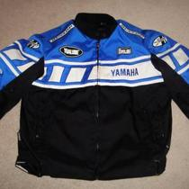 Joe Rocket Yamaha motorcycle riding Jacket Photo