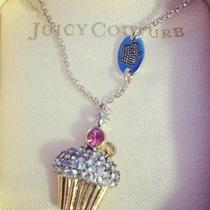 Juicy Couture Cupcake Necklace Photo