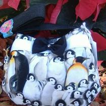 """Just so Penguin "" purse Photo"