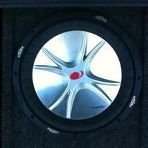 "Kicker CompVR 12"" Subwoofer w/ box Photo"