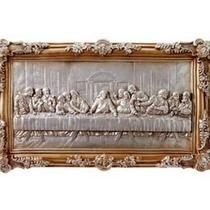 Last Supper Bas-Relief Photo