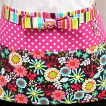 Lazy Daisy Zipper/key Clasp Vendor Apron Photo