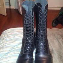 Like New Doc Martin 14 Hole Boots  Photo