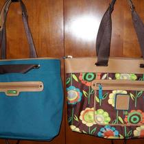Lily Bloom Karma Bloom Reversible Tote Photo