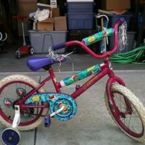 Little mermaid bike  Photo