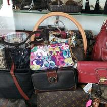 Lots of Designer Purses for Sale Photo