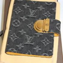 Louis Vuitton Denim PM Agenda Cover Photo