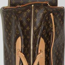Louis Vuitton Monogram Canvas luggage - Eole 50 Rolling Duffle Bag Photo