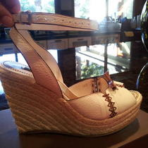 Louis Vuitton Wedge Espadrille Brand New Photo