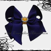 Lsu Bling Boutique Bow Photo