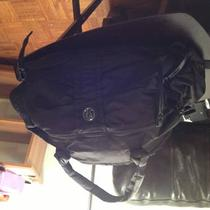 Lululemon Gym Bag With Straps for Yoga Mat Photo