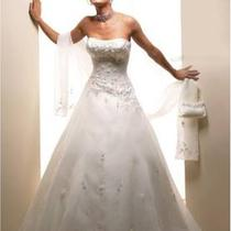 Maggie Sottero Wedding Gown - on Sale Now 40% Off  Photo