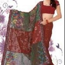 Maker and Embroidery Designers for Fancy Sarees and Saree Lace in Surat-India Photo