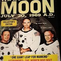 Man on the Moon Collectors Edition Photo