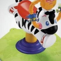 Mattel Fisher-Price Go Baby Go Bounce and Spin Zebra Photo