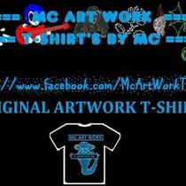 Mc Art Work T-Shirts Photo