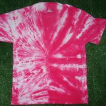 Med. Tie Dye Tshirt Photo