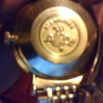men&amp039a Omega Seamaster Deville Automatic Bead of Riceband 570 Gold Photo