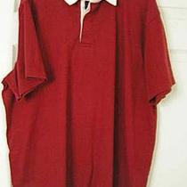 men&amp039s Old Navy Xxl Red Polo Shirt Photo