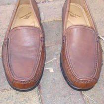 Mens Dockers Shoes - Size 11  1/2 - Brown - New Photo