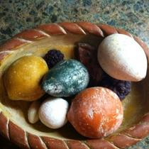 Mexican Clay Fruit Bowl  Photo