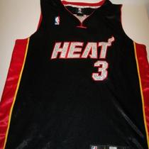 Miami Heat WADE Jearsey with Swarovski Crystals - $550 (Miami) Photo
