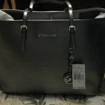 Michael Kors Leather Handbag Photo