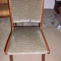 Mid Century Dining Chairs - REDUCED Photo