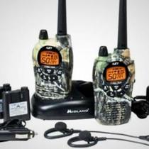 Midland 36-Mile Two-Way Camo Radio, Midway's GXT1050VP4 50 channels Photo