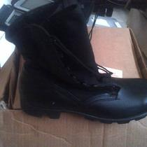 Military Hot Weather Boots Photo