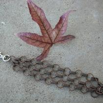 Mixed Metal Chain Bracelet Photo