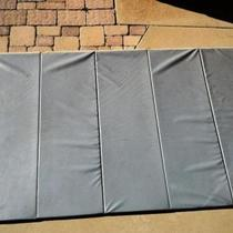 MMA WRESTLING MATS (2) 6'X12' Photo