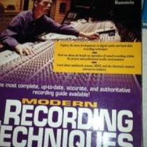 Modern Recording Techniques 4th Edition Photo