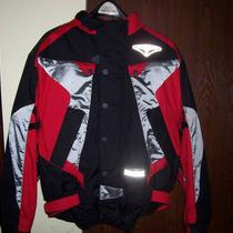 Motorcycle Jacket-Waterproof/ Backelbows Protection Photo