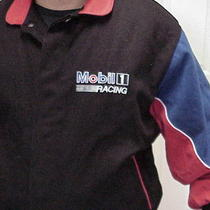 Motorsports Pegasus Mobil 1 Racing Nascar 12 Vintage 1998 Jacket Photo