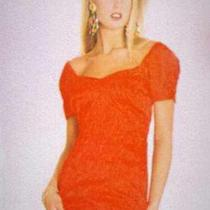 MOUNSIGNOR COUTURE COCKTAIL DRESSES, originals Photo