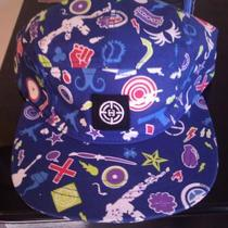 Multi-Print 5 Panel Cap Photo