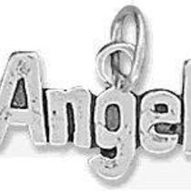 New &amp034angel&amp034 Charm With Free U.s. Shipping Photo