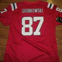 New  Rob Gronkowski New England Patriots Jersey Womens Nike (Xl) Photo