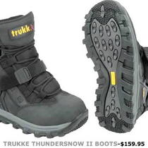 New Trukke Thundersnow Ii Snow Boots Photo