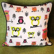 Owl Pillow Photo