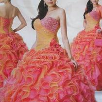 Party Dress Quinceanera New Years Prom Photo