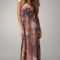 Patterned Maxi dress Photo