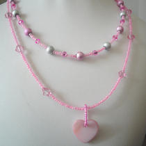 Pink Is What Its All About - Necklace Photo