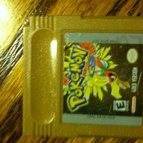 Pokemon gold Photo