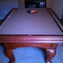 Pool Table by World of Leisure Photo