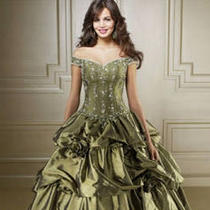 Prom Dresses Evening Gowns  Baptismal Gowns Graduation Dresses  Photo