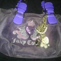 Purple Med Juicy Purse Photo